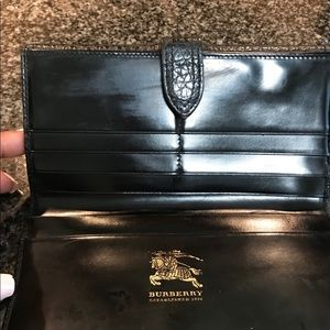 Burberry Bags - Authentic Burberry Wallet